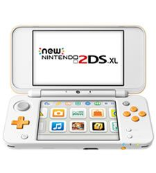 """New"" Nintendo 2DS XL Parts"