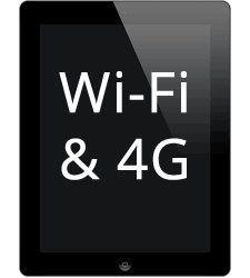 iPad 4 Parts - Wi-Fi & 4G