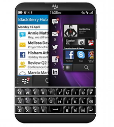 Blackberry Classic Q30 Passport Parts