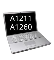 """MacBook Pro 15"""" A1211 & A1260 Parts"""