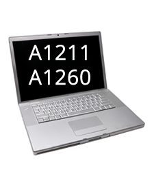 "MacBook Pro 15"" A1211 & A1260 Parts"