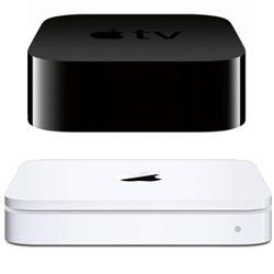 Apple TV / Time Capsule Parts
