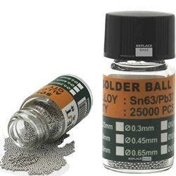 Solder And Consumables
