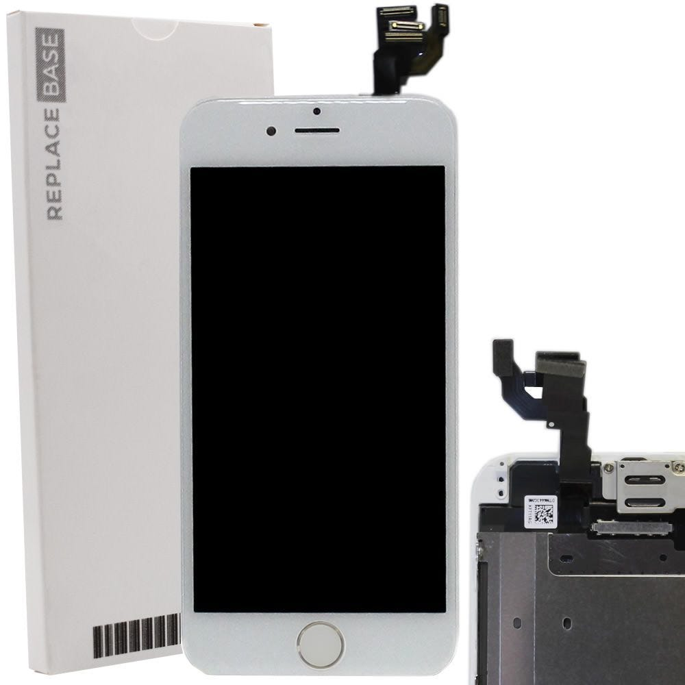 For Apple iPhone SE LCD SILVER Touch Screen Digitizer Assembly Replacement UK