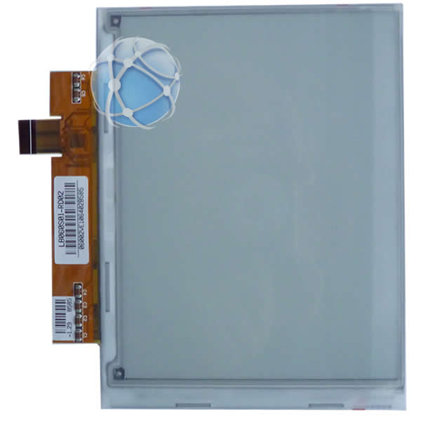 Amazon Kindle 2 replacement E-Ink screen - P/N: LB060S01-RD02