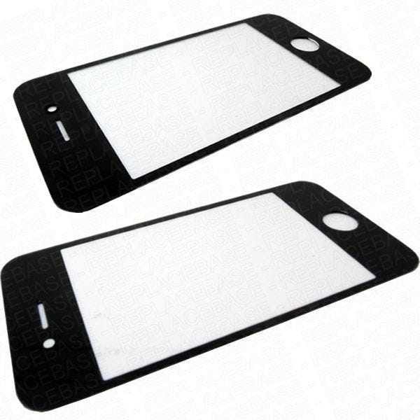 Original iPhone 4  / 4s glass panel with oleophobic coating