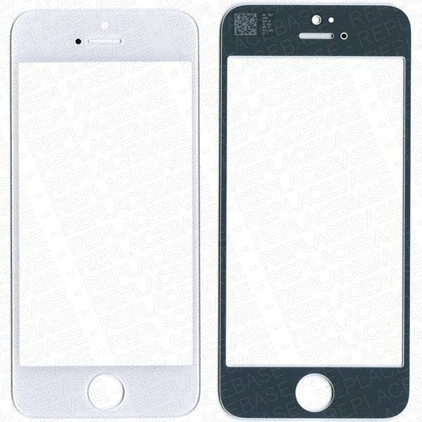 Original iPhone 5 glass panel with oleophobic coating
