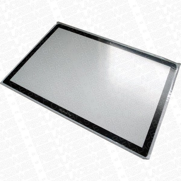 """Original Apple Macbook Pro 15"""" glass panel with adhesive - A1278 2009 2010 2011 2012 2013"""