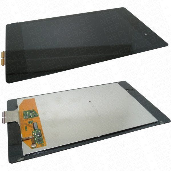 Replacement front LCD and digitizer / touch screen for ASUS Nexus 7 2013 - Complete assembly