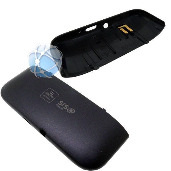Desire HD antenna / SIM and SD card cover with Dolby and SRS logo