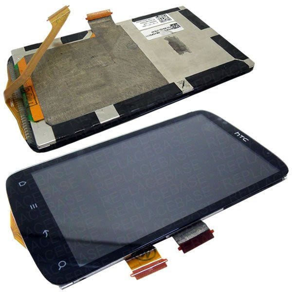 Replacement front LCD and digitizer / touch screen for HTC Desire S - Complete assembly - P/N:83H00378-05