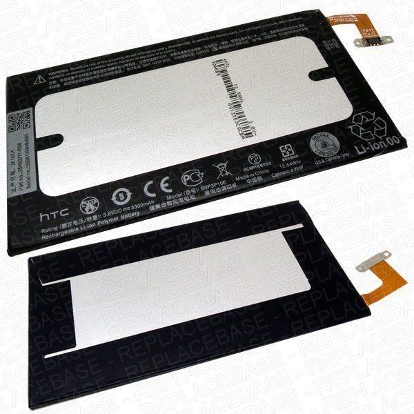Original HTC replacement battery - P/N: 335H00211 - Model: B0P3P100