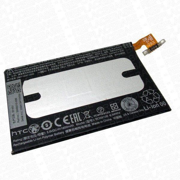 Original HTC replacement battery - P/N: 35H00210 - Model: BO58100