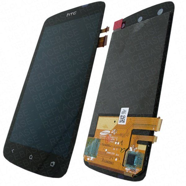 HTC ONE S LCD assembly, includes LCD screen and touch screen / digitizer