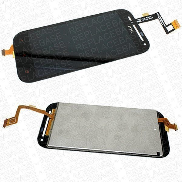 Part: HTC ONE SV Plus Beats LCD assembly (LCD screen touch screen / digitizer, glass panel)
