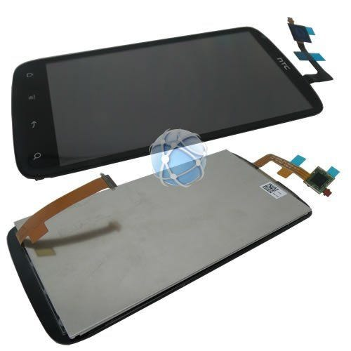 Replacement front LCD and digitizer / touch screen for HTC Sensation - Complete assembly