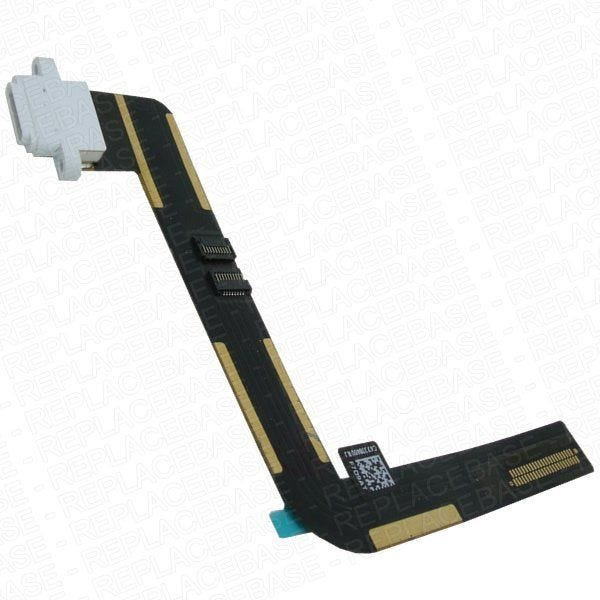 Replacement iPad Air lightning port flex cable, Apple part number 821-1716 - compatible with all iPad 5th generation models