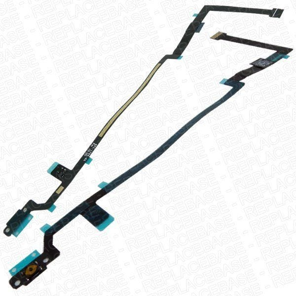 Replacement iPad Air home button flex cable, Apple part number 821-1799  - compatible with all iPad 5th generation models