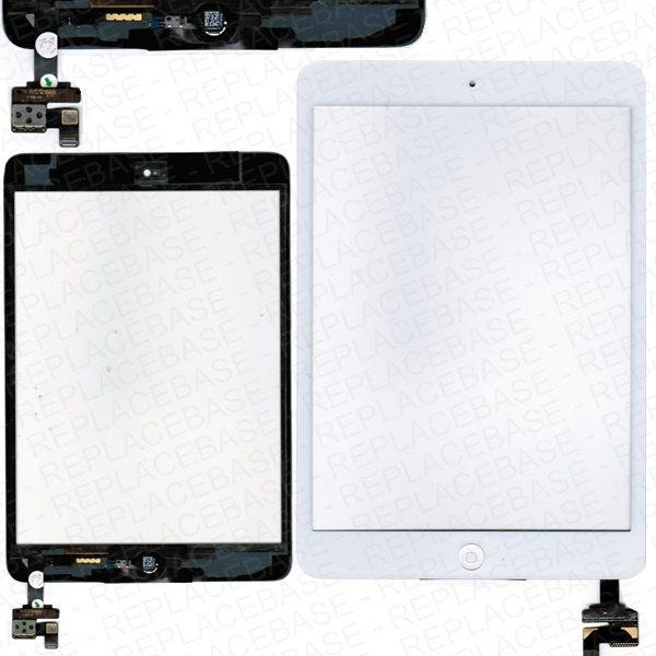 Apple iPad Mini replacement digitizer - No soldering required - Ready to fit