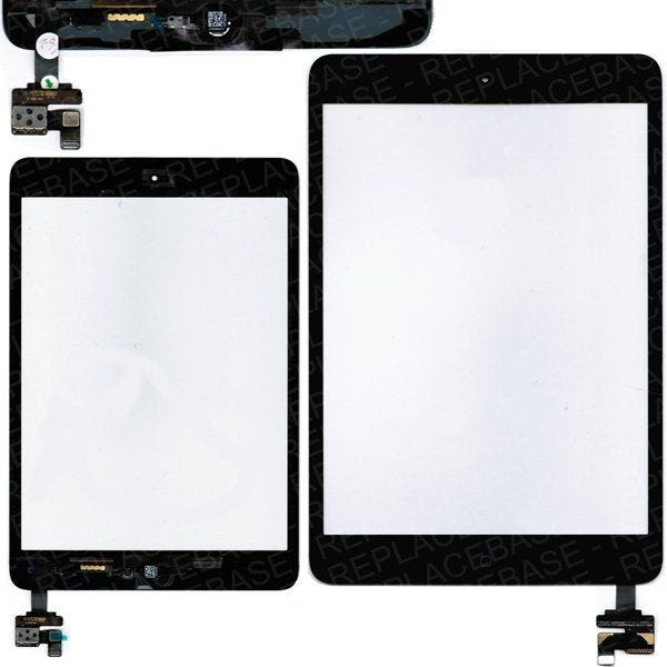 Apple iPad Mini replacement digitizer - No soldering required - Ready to fit - Original Apple replacement