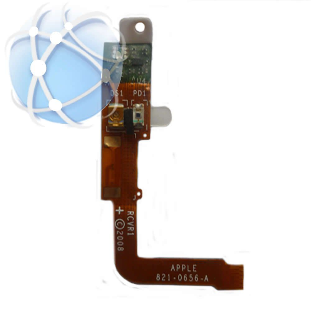 Apple iPhone 3G and 3GS replacement number 3 cable, proximity sensor with ambient light sensor, this cable also connects the earpiece to the logic board - APN: 812-0656