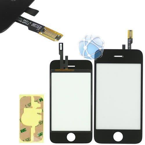 Apple iPhone 3G replacement glass digitizer - APN: 821-0621