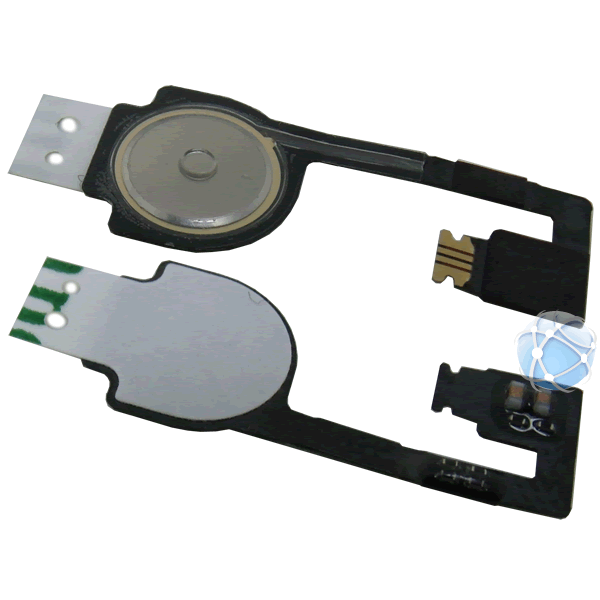 iPhone 4 Replacement Internal Home Button With Adhesive - APN: 821-1437