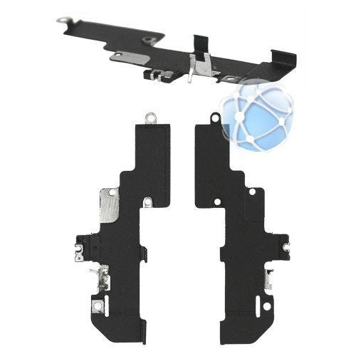 iPhone 4 Replacement bracket that sits over the cable sockets and Wi-Fi antenna