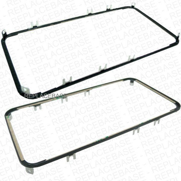 Quickly and easily replace the plastic bezel surrounding your iPhone 4s LCD assembly, includes the metal fitting lugs and adhesive to bond the frame in place.