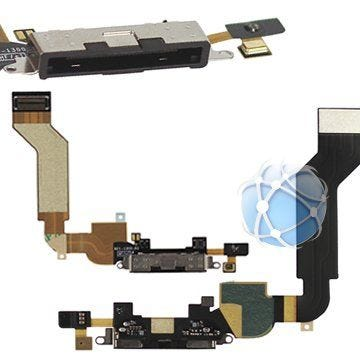 iPhone 4s Replacement Dock Cable With Microphone - APN: 821-1301