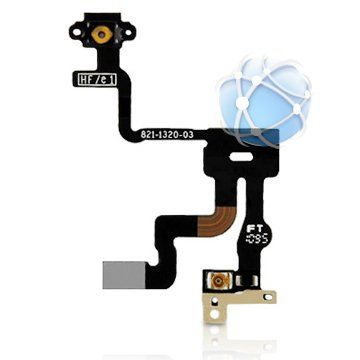 iPhone 4s Replacement Ambient Light Sensor And Proximity Sensor With Power Button