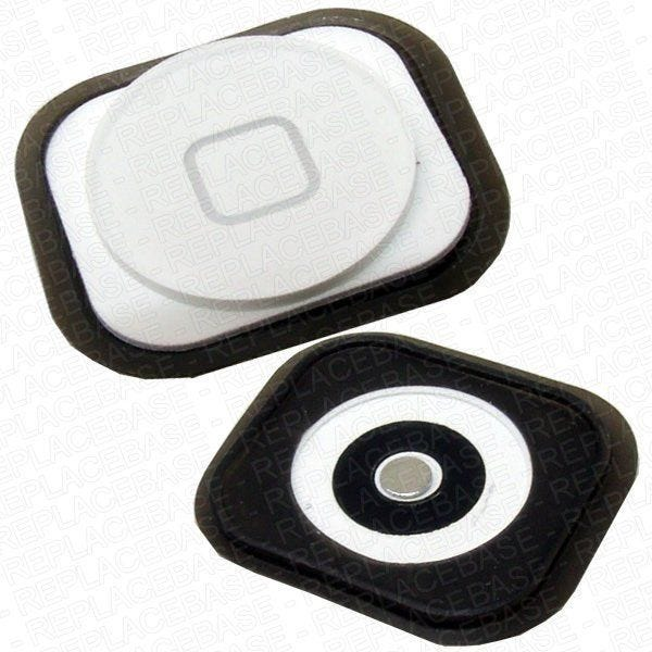 Complete home button assembly