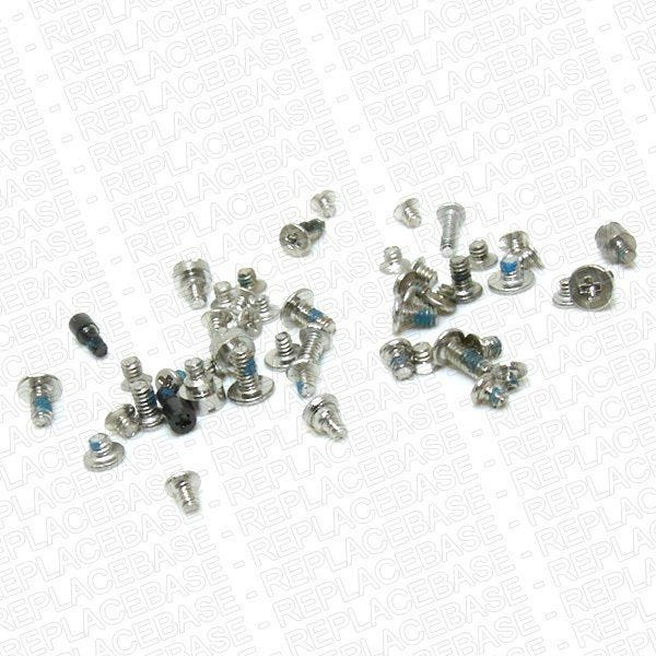 Complete screw set for the iPhone 5c, idea for replacing those pesky dropped screws.
