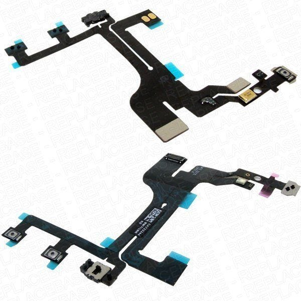 iPhone 5c replacement internal button cable
