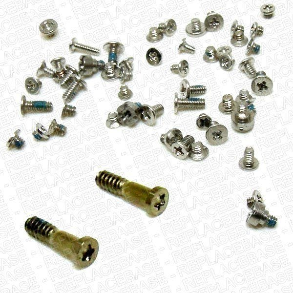 iPhone 5s Replacement Screw Set, Includes bottom screws (Champaign Gold)