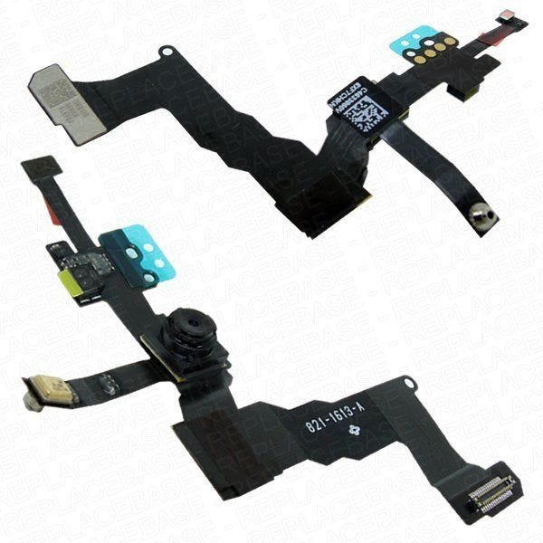 iPhone 5s replacement proximity sensor and front camera flex (no soldering required)