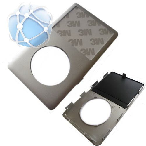 Apple iPod Classic 6th generation replacement front bezel - APN: 805-7971