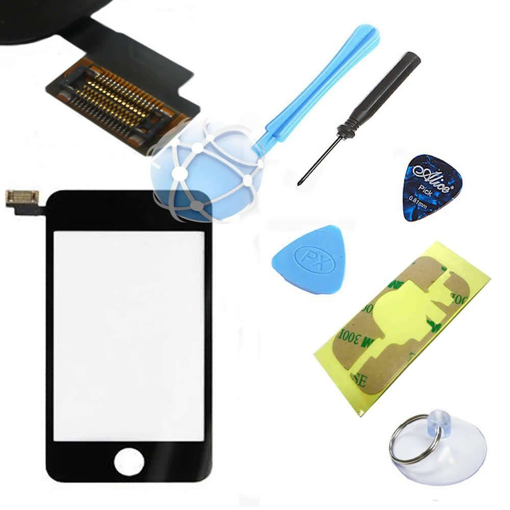 Apple iPod Touch 2nd generation replacement glass touch panel