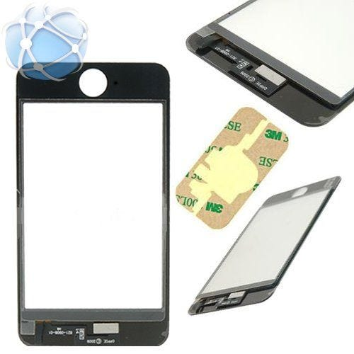 Apple iPod Touch 3rd generation replacement glass touch panel