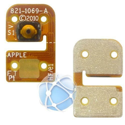 Apple iPod Touch 4th generation replacement internal home button - APN: 821-1069