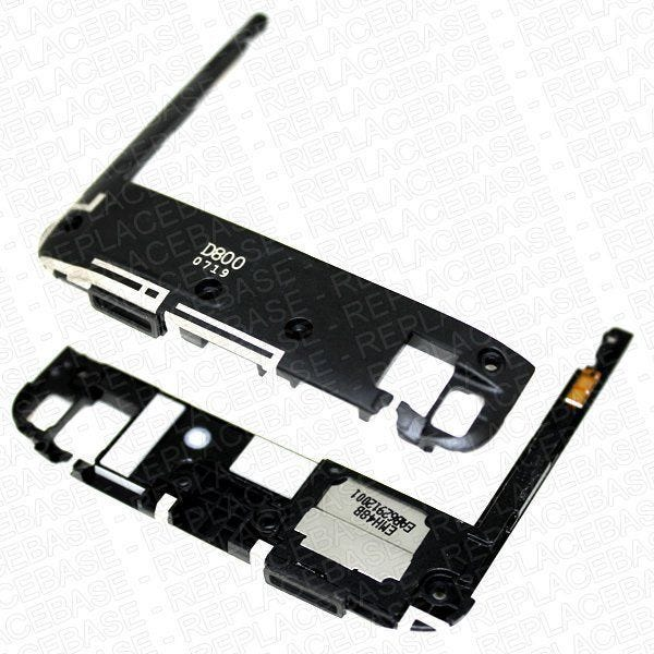 Original loud speaker assembly with main antenna for the LG G2 D802