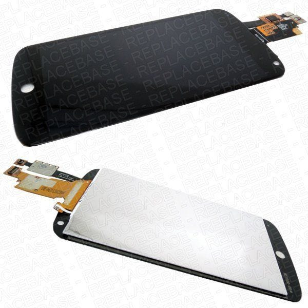 Original LG Nexus 4 replacement LCD / touch screen assembly - Removed from a new phone with no signs of use / removal on the front assembly