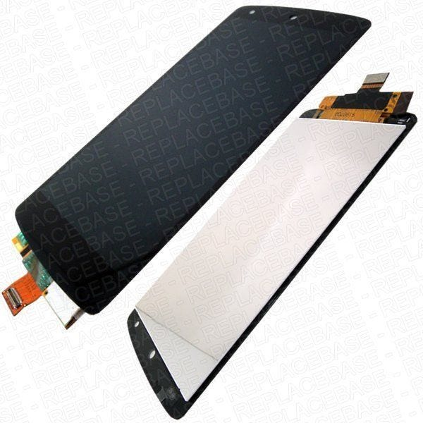 Original LG Nexus 5 replacement LCD / touch screen assembly - Removed from a new phone with no signs of use / removal on the front assembly