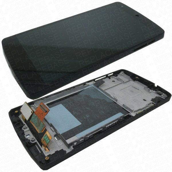Complete front assembly for the LG Nexus 5