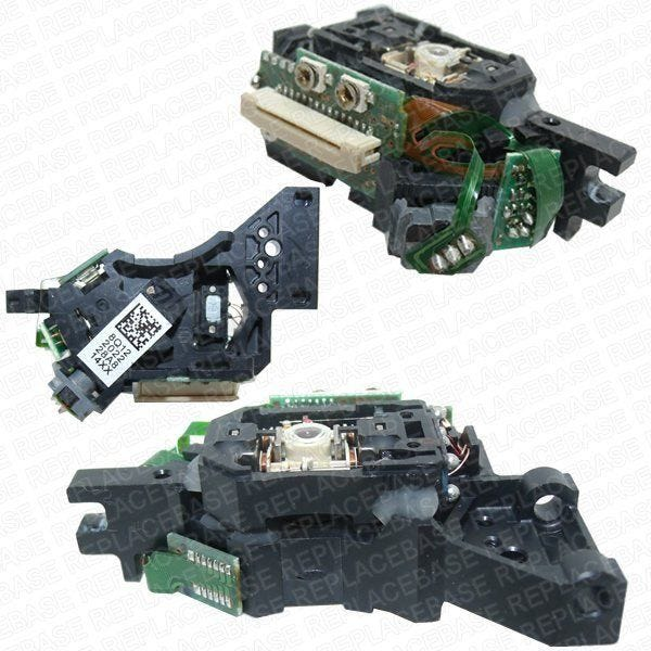 Xbox 360 replacement laser module for Benq and Liteon DVD drives