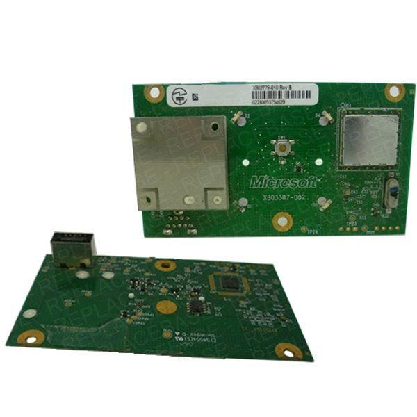 Xbox 360 replacement power button board