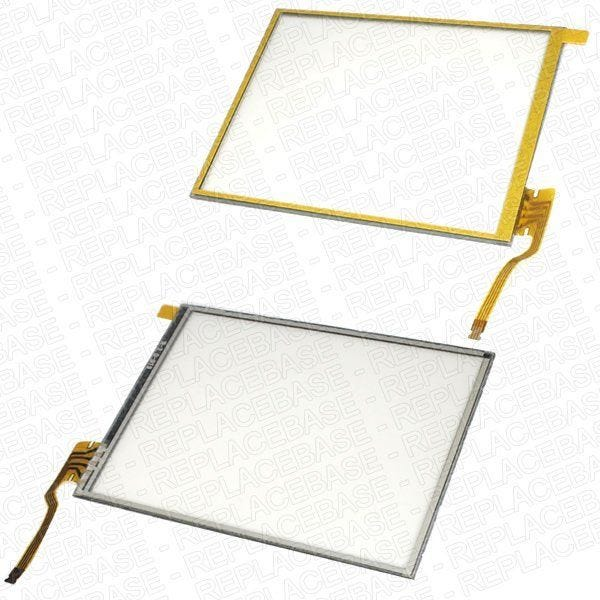 Nintendo 2DS replacement digitizer panel / touch screen - complete with adhesive