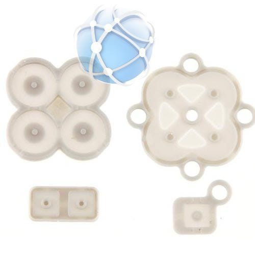 Nintendo Dsi replacement internal rubber button conductors