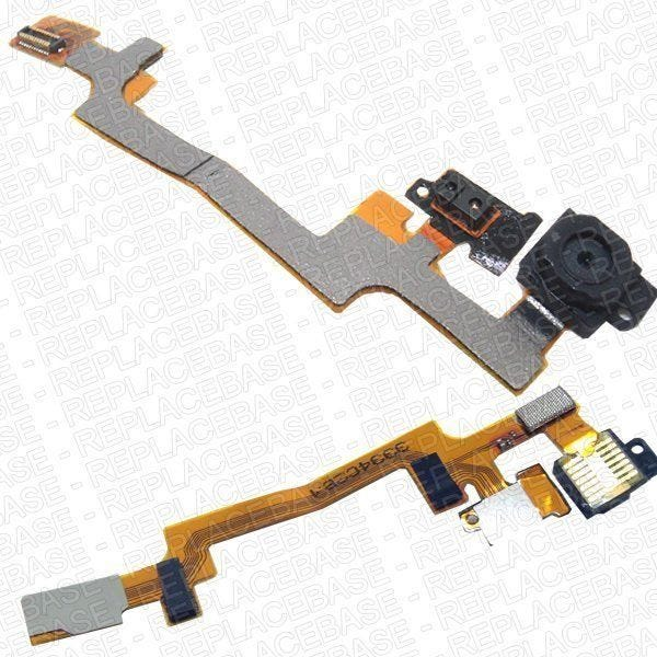 Original Nokia Lumia 1020 replacement front camera assembly, includes both ambient light and proximity sensors