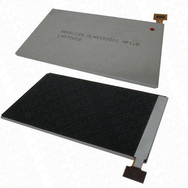 Original Nokia Lumia 610 replacement LCD screen, fits all variations of the Lumia 610 - P/N: 45851149